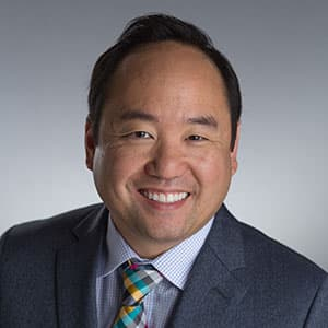 Dr. Mitchell Kim, a dentist in Richardson, TX