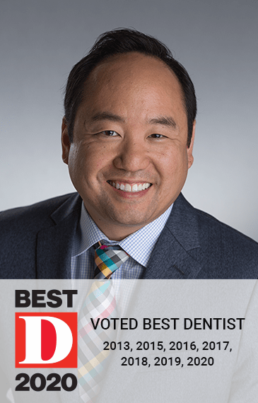 Dr. Mitchell Kim a Richardson dentist is continually voted Best Dentist in D Magazine